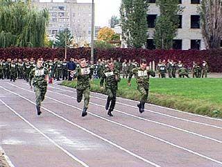 Физподготовку личного состава ВВАИУ проверило Министерство обороны