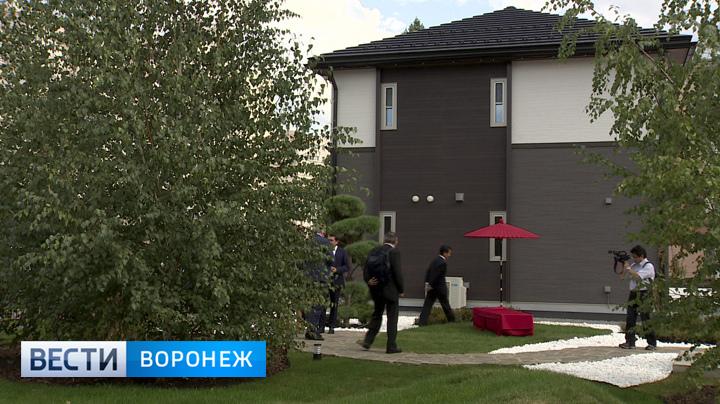 В Воронеже построят на продажу «умные дома» по японским технологиям