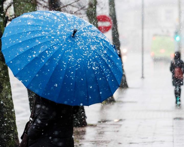 Жителей Воронежской области на этой неделе ждёт мокрый снег и похолодание