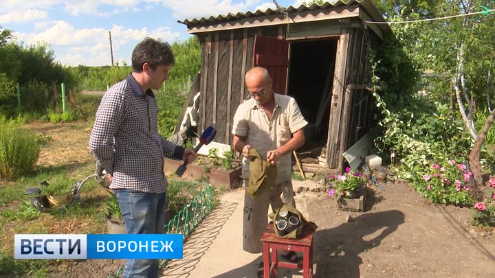 Жителям воронежского села выдали неисправные противогазы на случай ЧП