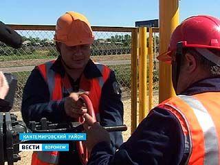 Газпром выделил на газификацию Воронежской области в 2011 году 700 млн руб.