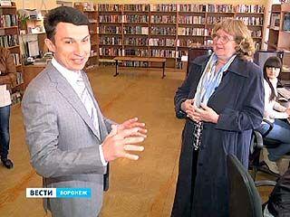 Геннадий Чернушкин: библиотеки должны стать центрами притяжения для горожан