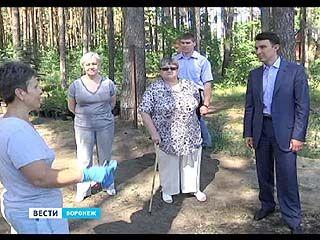 Геннадий Чернушкин встретился с жителями Масловки