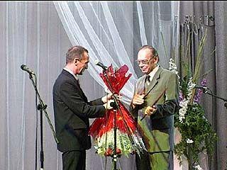 Георгий Харчев отмечает 60-летие творческой деятельности
