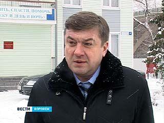 Глава города проинспектировал возможности воронежских спасателей