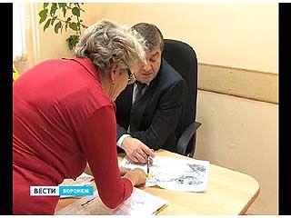 Глава города Сергей Колиух провёл приём граждан