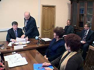 Глава города встретился с воронежцами в приемной Владимира Путина