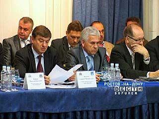 Глава Воронежа побывал на Международной ассамблее в Ростове-на-Дону