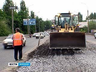 Глава Воронежа потребовал пересмотреть сроки строительства дорог