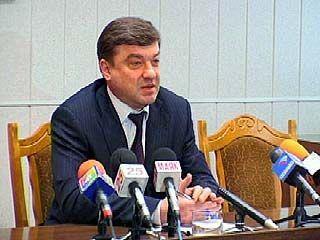 Глава Воронежа Сергей Колиух провел первое совещание
