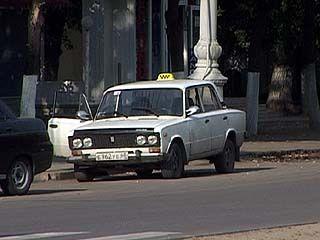Главная головная боль воронежских чиновников - таксисты-частники