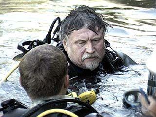Главный архитектор Воронежа занялся подводным плаваньем