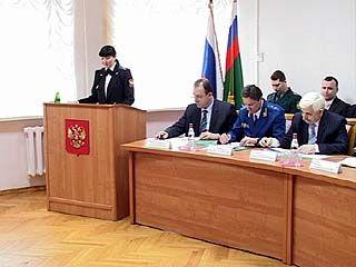Главный судебный пристав региона подвела итоги 2009 года