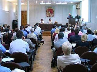 Главы районов получили задание мэра найти участки под строительство