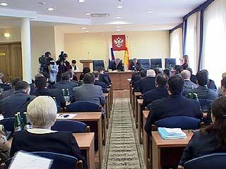 Городской парламент собрался на второе заседание