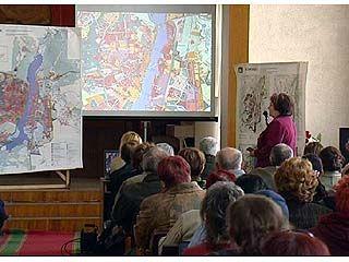 Горожане могут принять участие в слушаниях генплана Воронежа