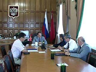 Граница Воронежской области с Украиной станет электронной
