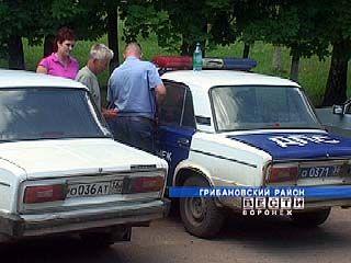 Грибановские инспекторы ДПС не берут денег