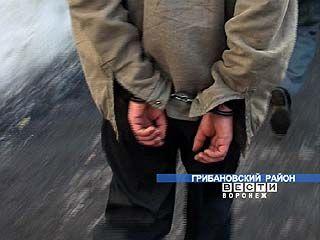 Грибановские оперативники за сутки раскрыли убийство