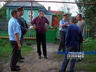 Грибановский район борется с продавцами самогона