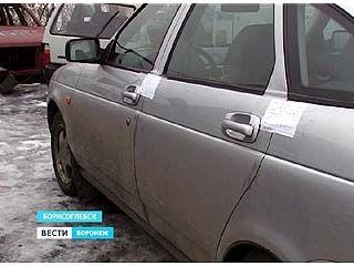 Группу автоугонщиков задержали сотрудники воронежского угрозыска