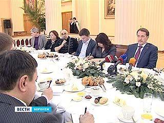 Губернатор Алексей Гордеев полон планов на 2014 год