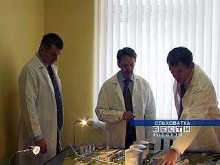 Губернатор Алексей Гордеев посетил Ольховатский район