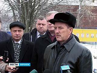 Губернатор Алексей Гордеев посетил Поворинский район