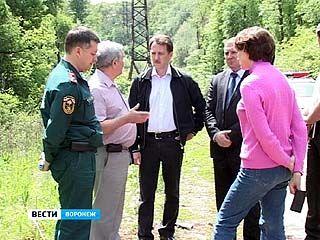 Губернатор Алексей Гордеев пригласил воронежцев на большую уборку