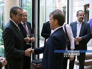 Губернатор Алексей Гордеев провел ряд рабочих встреч в Германии