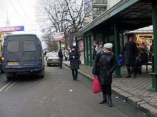 Губернатор недоволен работой пассажирского городского транспорта