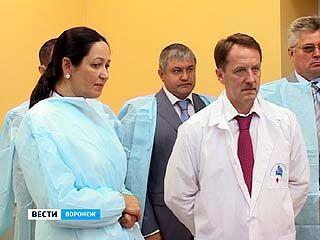 Губернатор посвятил первую половину рабочего дня Воронежскому здравоохранению