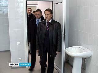 Губернатор проинспектировал строительство областного перинатального центра