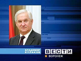Губернатор Владимир Кулаков поздравил с праздником сотрудников ВАСО