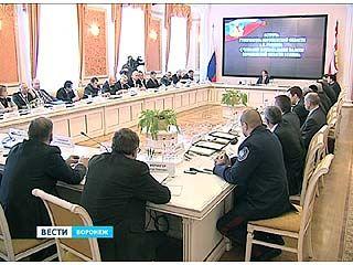 Губернатор встретился с представителями национальной палаты региона