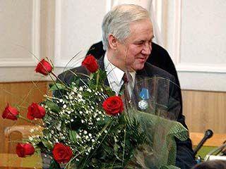 Губернатору Владимиру Кулакову исполнилось 60 лет
