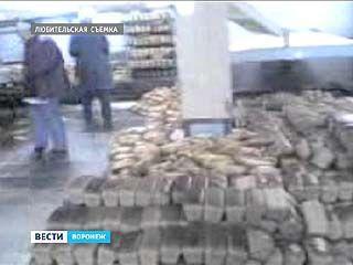 """Хлебозавод """"Золотой колос"""" выбросил 70 тонн не распроданных изделий"""