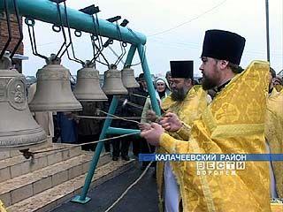 Храм в селе Скрипниково Калачеевского района украсят новые колокола