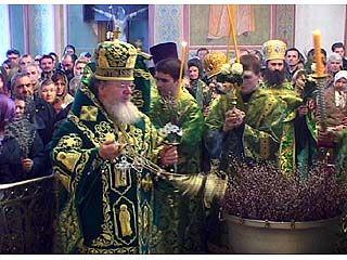 Христиане готовятся к главному церковному празднику - Пасхе