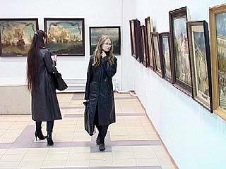 Художник Евгений Щеглов представит на суд воронежцев свои картины