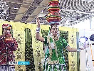 Индия - в центре Воронежа
