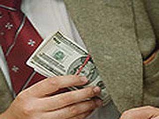Инспектор Стройнадзора подозревается в получении взятки