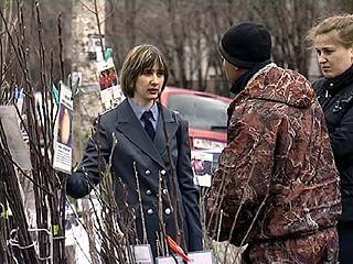 Инспекторы Россельхознадзора взялись за проверку саженцев деревьев