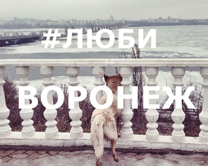 В подборку лучших фото Воронежа за неделю вошли работы американца