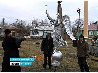 Иван Дикунов сделал подарок жителям небольшого села Петровка