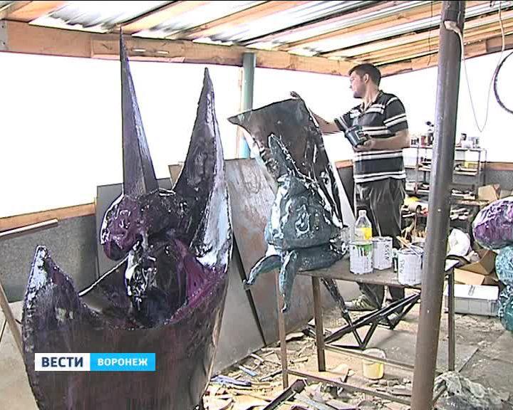 """Иван Горшков представит коллекцию скульптур под загадочным названием """"Веневия"""""""