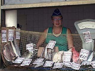 Из 12 точек, торгующих рыбой, проверку на качество не выдержала ни одна
