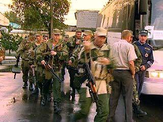 Из командировки в Чечню вернулся отряд воронежской милиции