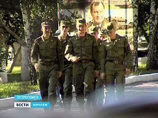Из Острогожской войсковой части госпитализировано около 15 человек с подозрением на пищевое отравление