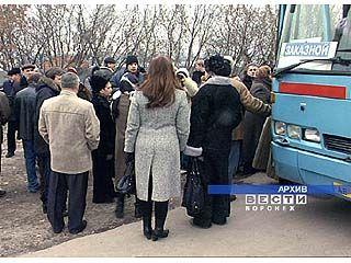 Из Воронежа в Москву отправится расширенная делегация